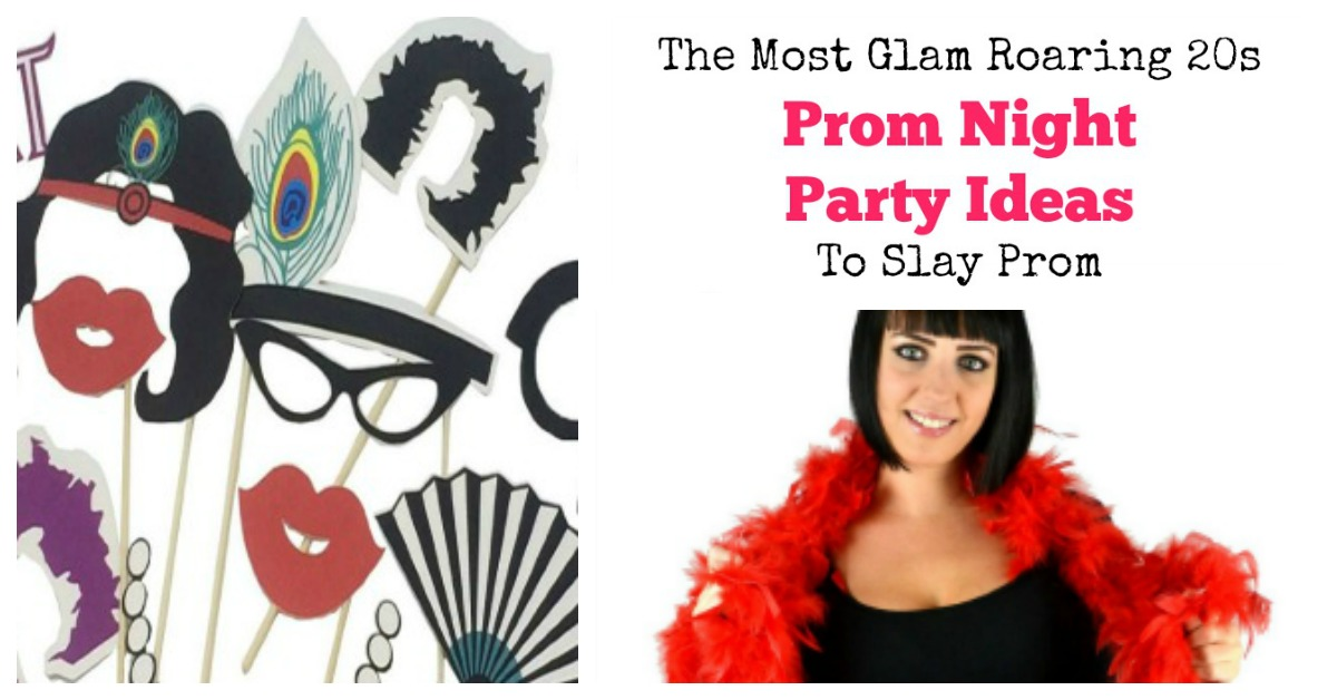 The Most Glam Roaring 20s Prom Night Party Ideas To Slay Prom