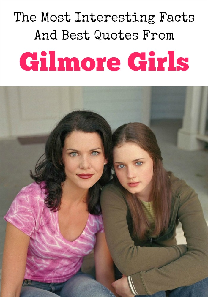 I'm so excited for the Gilmore Girls revival on Netflix! Relive the best quotes from Gilmore Girls, and learn some trivia. I can't believe Lane Kim's age!