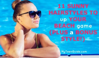 11 Sunny Hairstyles To Up Your Beach Game (Plus A Bonus Style!)