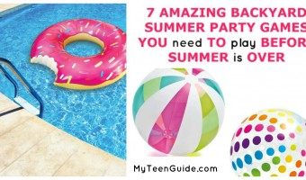 7 Amazing Backyard Summer Party Games You Need To Play Before Summer Is Over