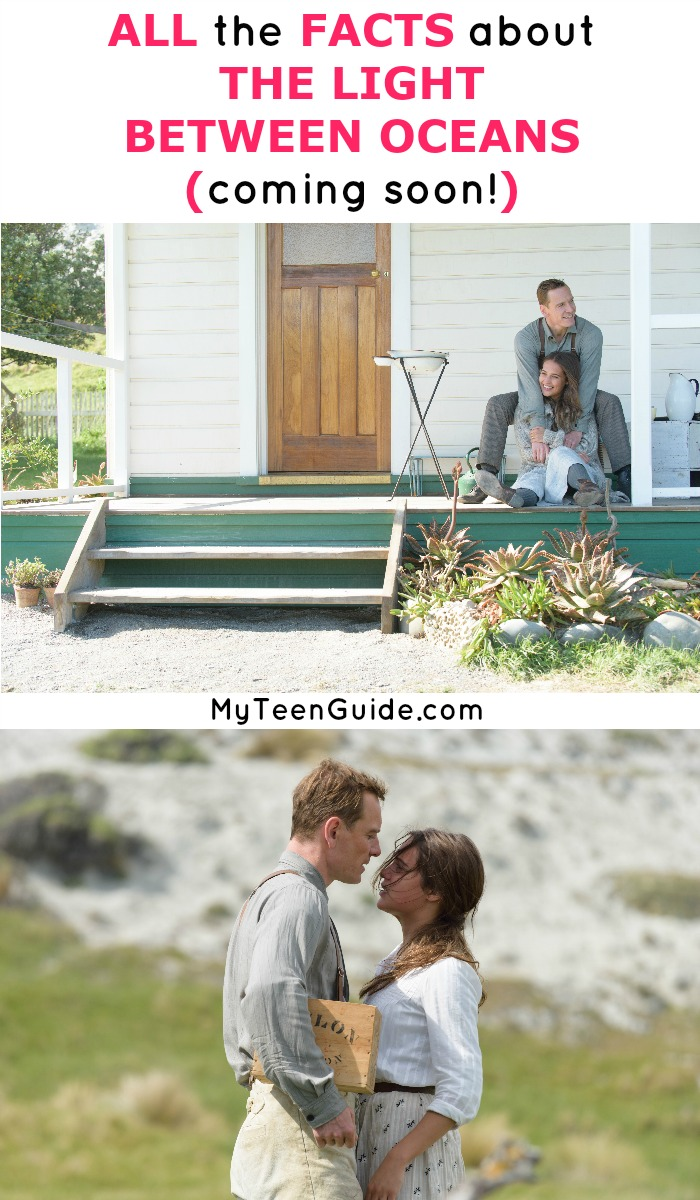 The Light Between Oceans Movie is a totally swoon-worthy romance film! This dreamy movie features a couple that lives at a lighthouse which leaves plenty of room for dreamy ocean view shots. Anyone else love when the ocean breeze just sweeps through a couple's hair in an intense romantic scene? Check out the official trailer for The Light Between Oceans movie, as well as a look at some of the movie facts and images from the movie!
