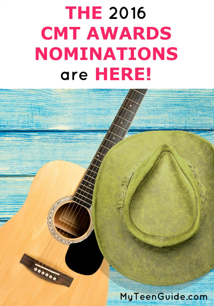 The 2016 Cmt Awards Nominations Are Here My Teen Guide