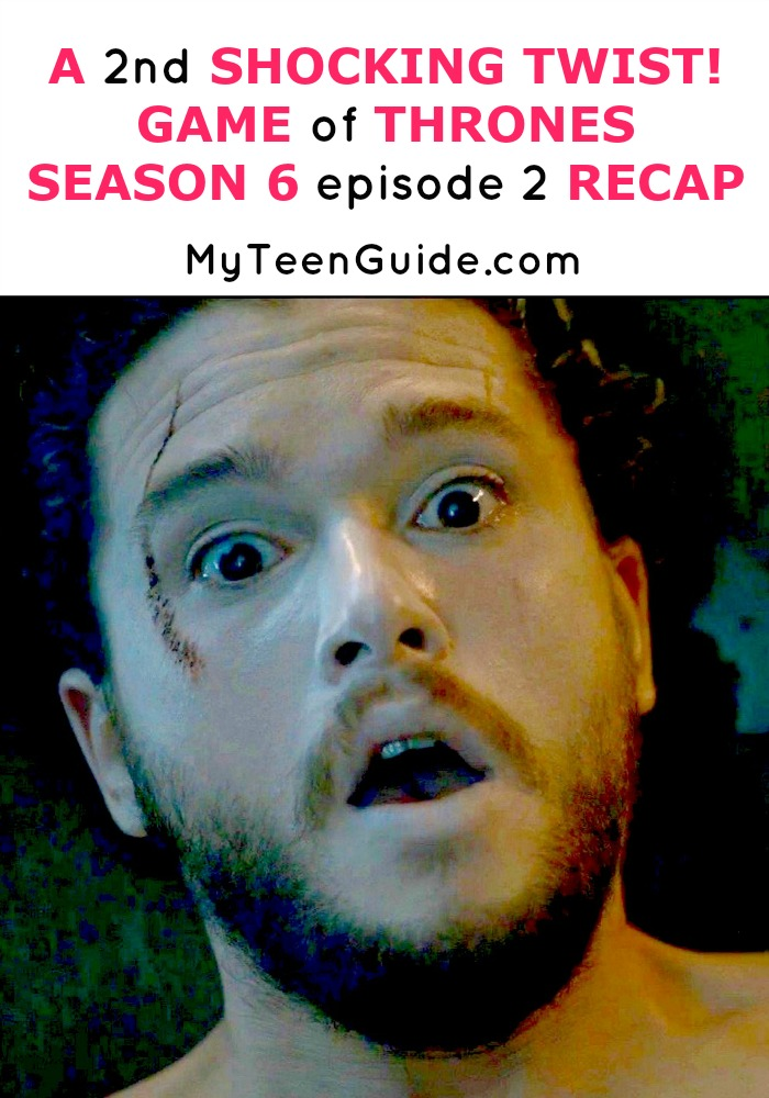 Game of Thrones fans if you missed last night's episode, a lot went down! You don't have to be in suspense for too long because I have the full Game of Thrones Season 6 Episode 2 recap. There are some major spoilers this week, so as always if you haven't yet watched the episode you may want to put your fingers in your ears and say la la la until you do. This is the episode all of us have been waiting for since season five and gives us more than a few reasons to freak out. We are finally wrapping up last week's episode and questions we've all had and I can barely keep it to myself! Click to see the recap.