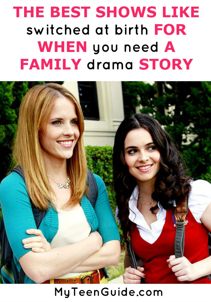 I just finished watching the smash hit TV series Switched At Birth and now I really need the best shows like Switched at Birth to help me fill the void. This show, it's good and it's one of my latest favorite shows to watch on Netflix. You're welcome. Check out a few more details about Switched As Birth below, as well as my picks for similar dramas about teens finding their true family, be it biological or foster. Click to see all the options!