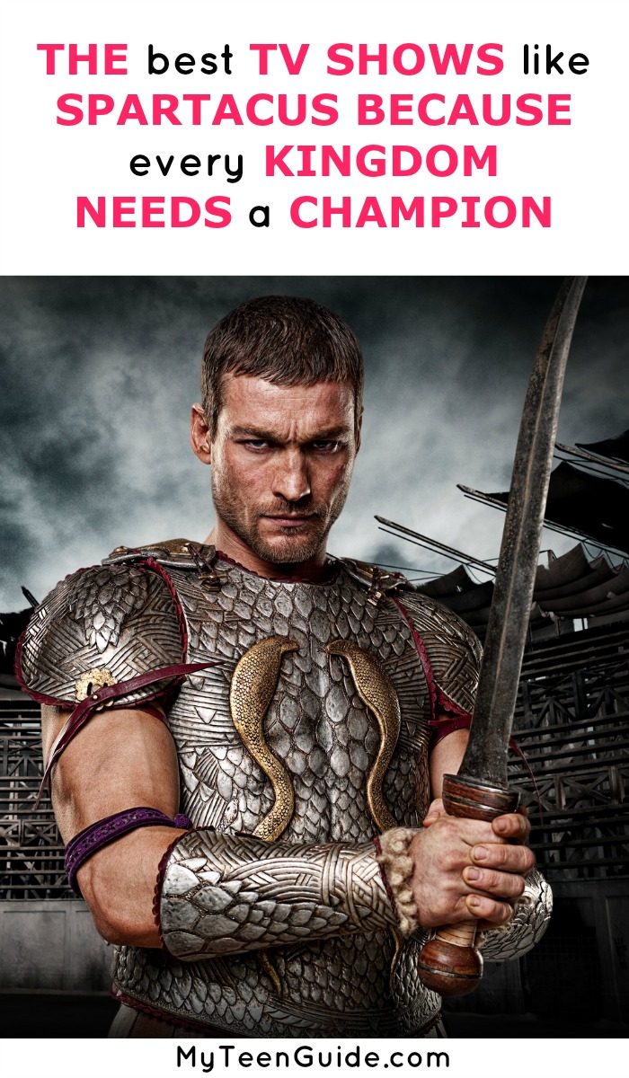Warriors and Gladiators can finally unite as we look at some fo the best tv shows like Spartacus. I have to admit; I love watching shows that have epic battles, warriors saving the day and usually amazing love stories in there too! Some of these shows are among some of the best tv shows on Netflix, and other shows on my list you'll have to find elsewhere. To make it easy I included which are TV shows to watch on Netflix. I don't know about you, but I always like knowing the easy route to my shows! Ok my gladiators, take a look at the list of the best tv shows like Spartacus. Even better, two of my fav warriors are women kicking major butt! Check it out with a click to my blog!