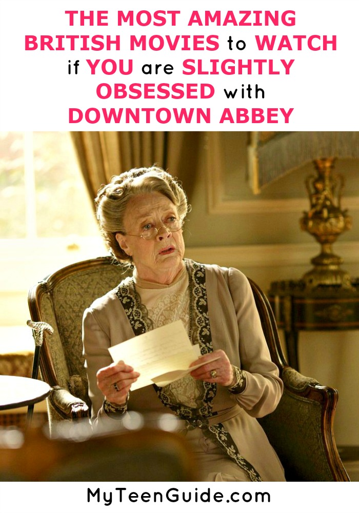 Downtown Abbey fans, I know there is a huge fan base out there for this show but what about other British movies for fans of the show to fill the void? I know there was a big void in my tv watching when this vibrant show closed it's final season. I've been investigating and have found some other great movies like Downtown Abbey you can check out. Sometimes you just need your fix of both the luxery, the formality and the drama! Here are my top British movies for fans of Downtown Abbey.