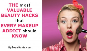 The Most Valuable Beauty Hacks That Every Makeup Addict Should Know