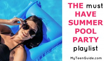The Must Have Summer Pool Party Playlist