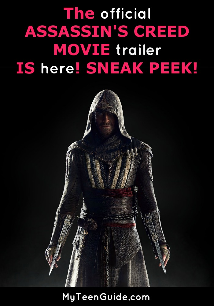 The Assassin's Creed movie trailer has been much anticipated among both video game fans and movie fans. The movie release has been delayed several times, which build the anticipation even more for fans. This movie is setting up to be pretty intense and action-packed, and I'm loving it! Check out what we know so far about the Assassin's Creed movie and the brand new Assassin's Creed movie trailer!