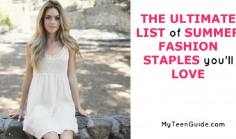 The Ultimate List of Summer Fashion Staples You'll Love