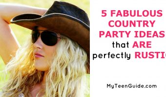 5 Fabulous Country Party Ideas That Are Perfectly Rustic