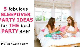 5 Fabulous Sleepover Party Ideas For The Best Party Ever