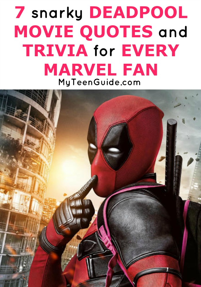 Ryan Reynolds is killing me in these snarky Deadpool movie quotes and trivia! Your friends are going to love these funny bits of movie trivia , check it out!