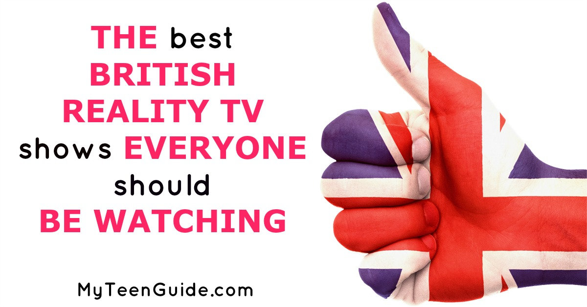British reality dating shows