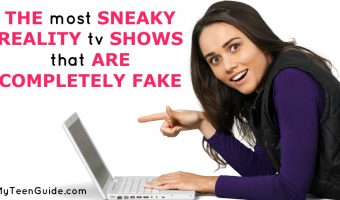 The Most Sneaky Reality TV Shows That Are Fake
