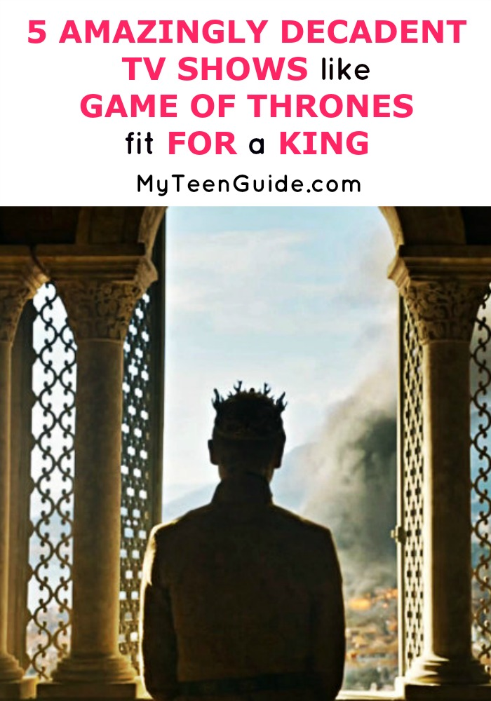 Is your dragon heart is crying for more TV shows to watch? With Game of Thrones over for a while, you may just need some other TV shows like it to watch. Check out my list of indulgent shows to watch until the next season!