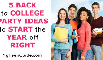 5 Back To College Party Ideas To Start The Year Off Right