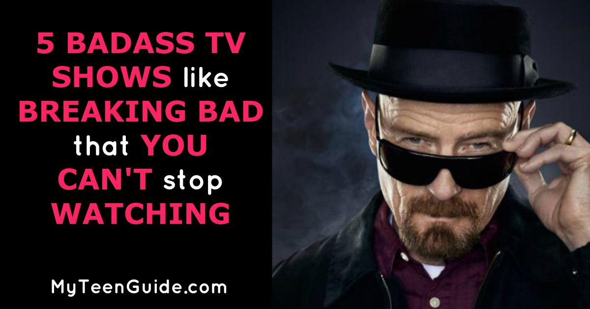 tv shows like breaking bad mtv original tv shows reality