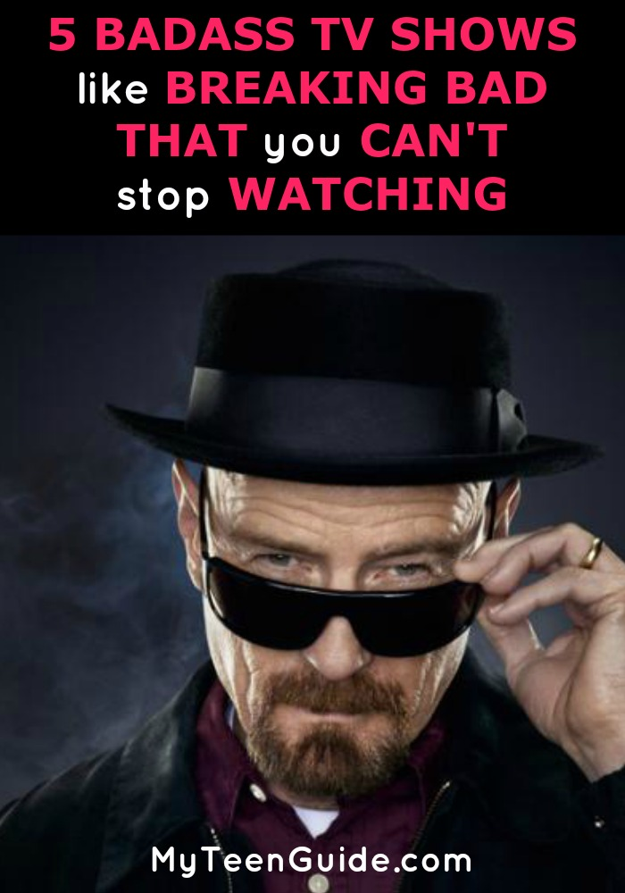 Breaking Bad is one of the most popular television shows to watch, but when you finish it you may feel a little empty. What will I watch next? Don't worry, we have you covered! Check out our list.