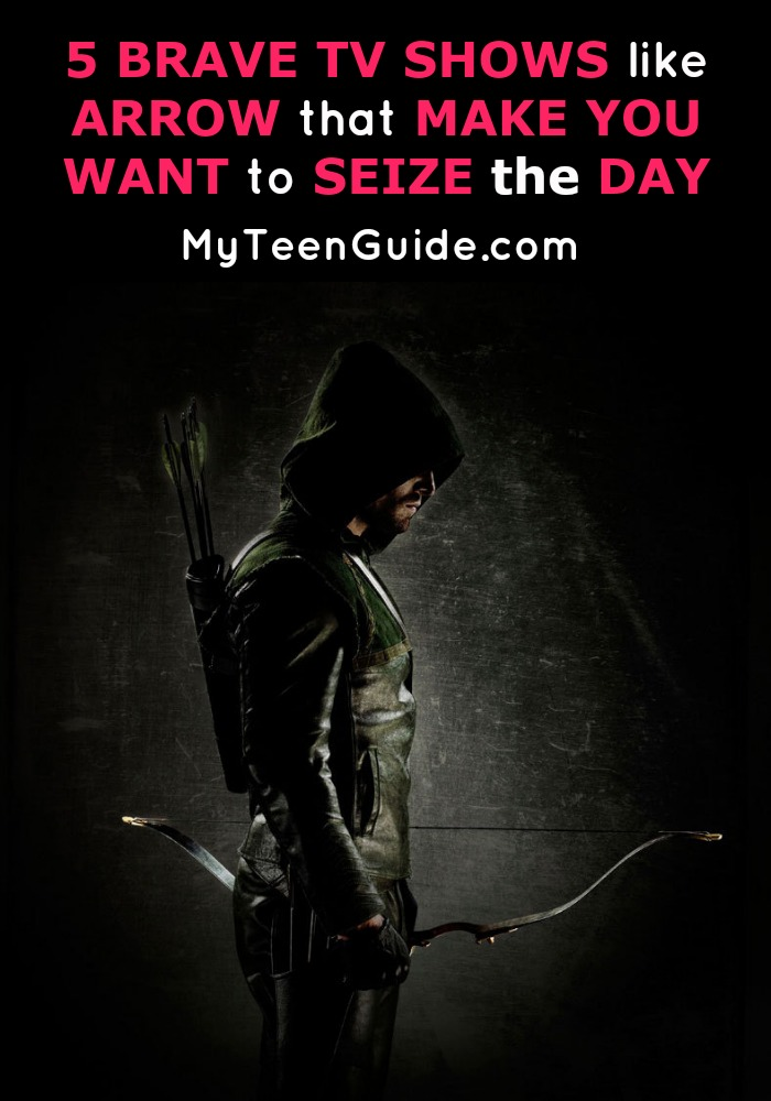 Superhero fans can rejoice because I've found all the top shows like Arrow! These shows are full of daring heroes ready to save the world, see the list now!