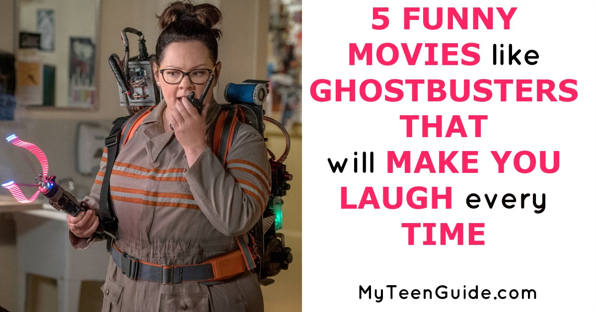 5 Funny Movies Like Ghostbusters That Will Make You Laugh Funny Movies 2016