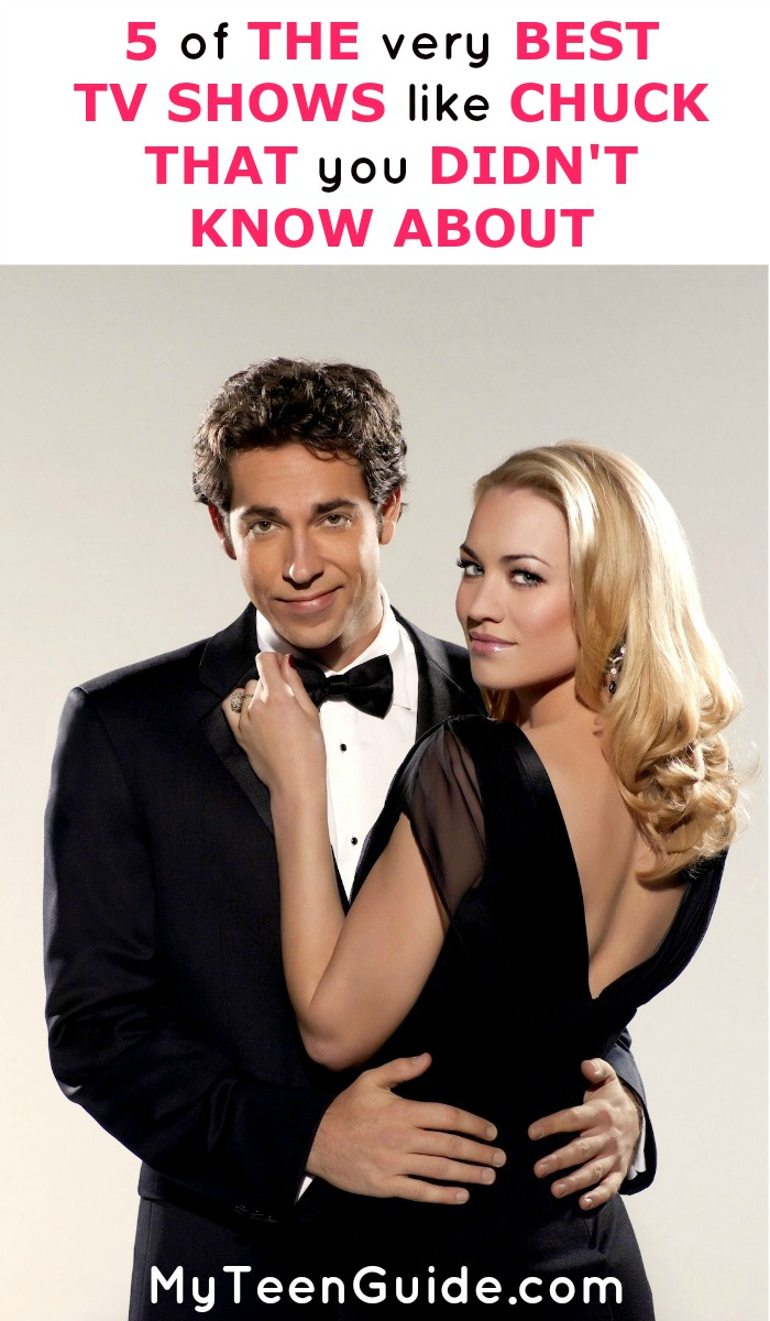 Chuck has all the best spy moves, but can he get the girl? Check out our list popular television shows to watch like Chuck that brings the drama, romance, and fun!