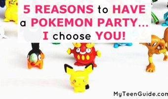 5 Reasons To Have A Pokemon Party… I Choose You!