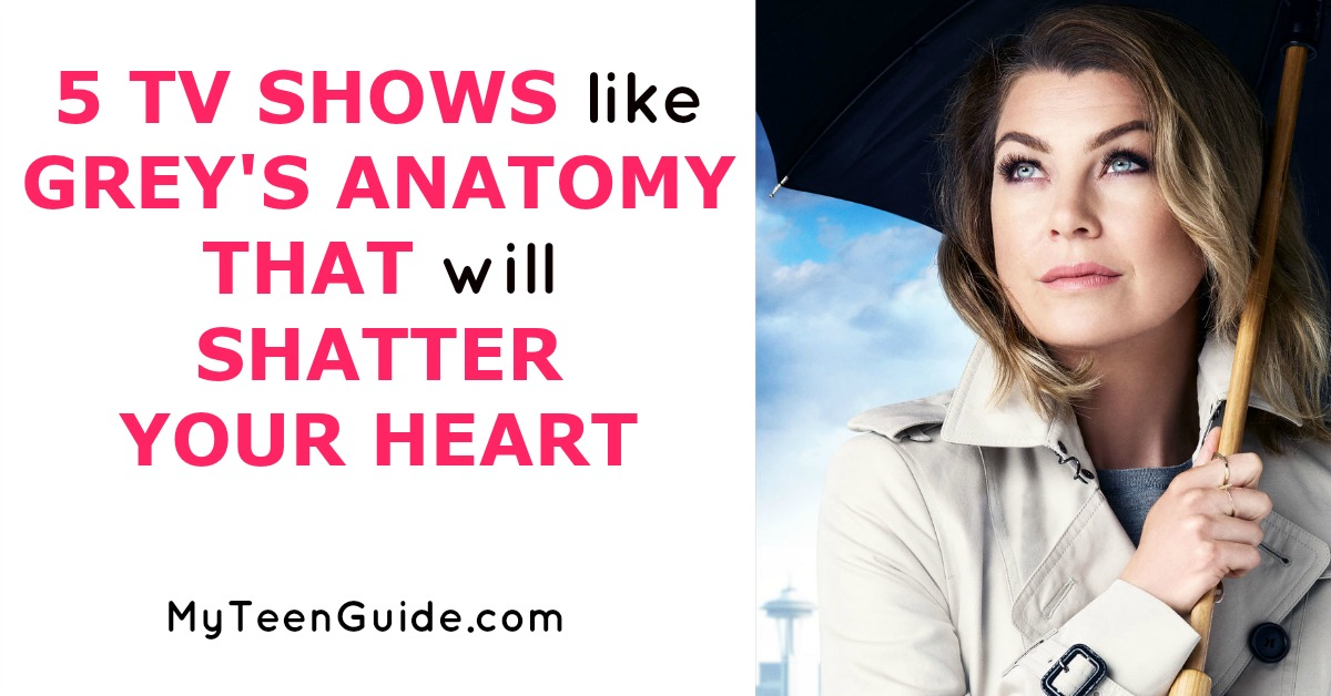 5 TV Shows Like Grey\'s Anatomy That Will Shatter Your Heart