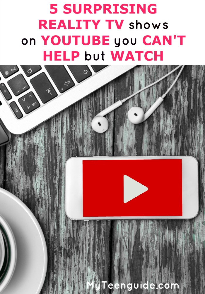 Stop watching Pokemon Go help videos and unboxing videos, and instead watch some of the top reality TV shows on YouTube! Find shows to watch without spending all that time searching out the good ones with our list.