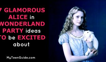 7 Glamorous Alice In Wonderland Party Ideas To Be Excited About
