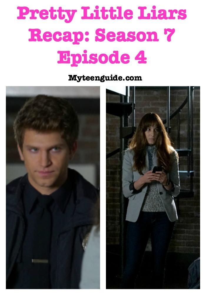 'Pretty Little Liars' Recap: Season 7 Episode 4