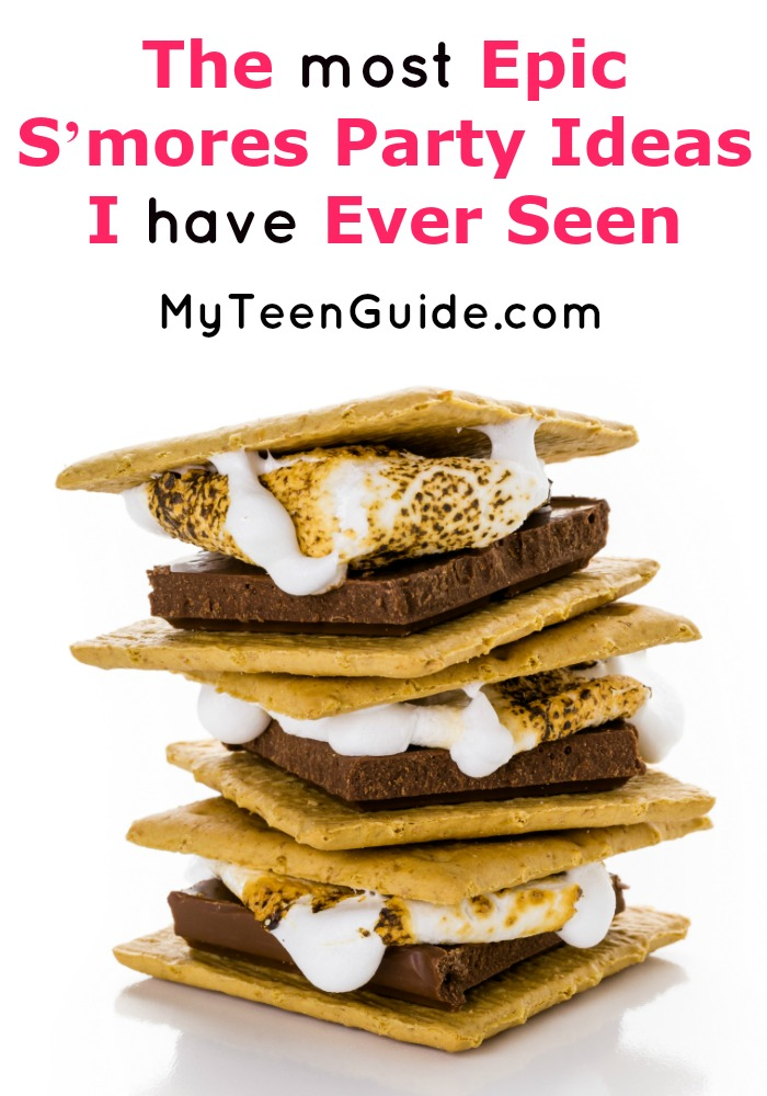 Need some party ideas for the most epic S'mores party ever? We've got you covered from lots of ingredient ideas to mix things up and tons of tips to make your party a success. All you have to add is your friends!
