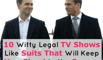 10 Witty Legal TV Shows like Suits (On Netflix in 2018)