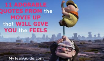 11 Adorable Quotes from the Movie Up That Will Give You The Feels