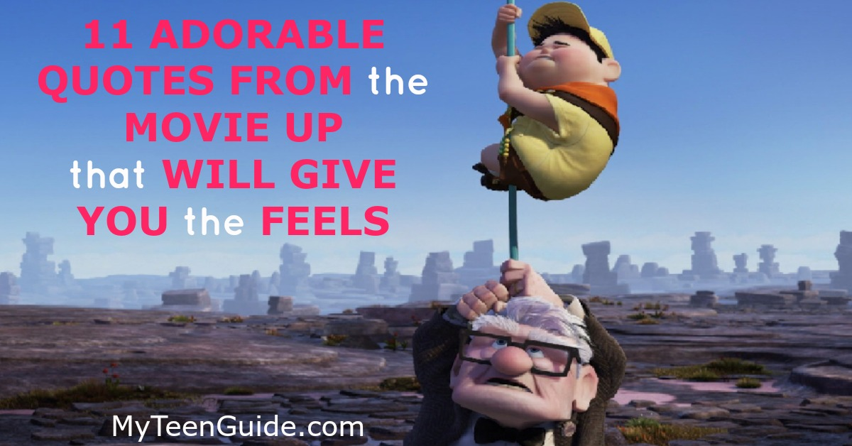 Quotes from the Movie Up That Will Give You The Feels