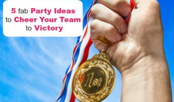 5 Fab Party Ideas To Cheer Your Team on to Victory