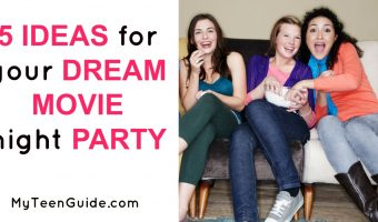 5 Ideas For Your Dream Movie Night Party