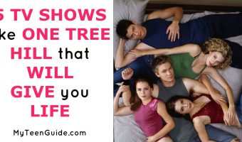 5 TV Shows Like One Tree Hill That Will Give You Life
