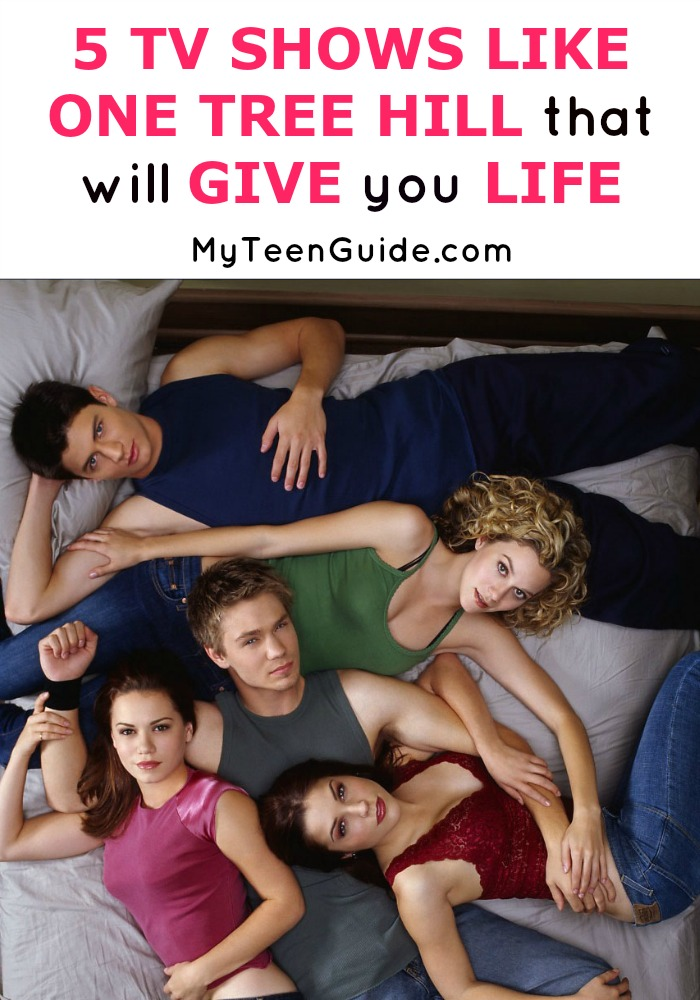 """I don't want to be anything than what I've been tryin to be latelyyy"" Whether you are a fan or just a binge watcher looking for shows, these popular television shows to watch like One Tree Hill should be on your list!"