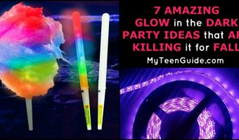 7 Amazing Glow In The Dark Party Ideas That Are Killing It For Fall