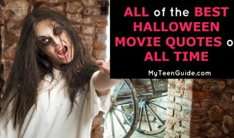 All Of The Best Halloween Movie Quotes Of All Time