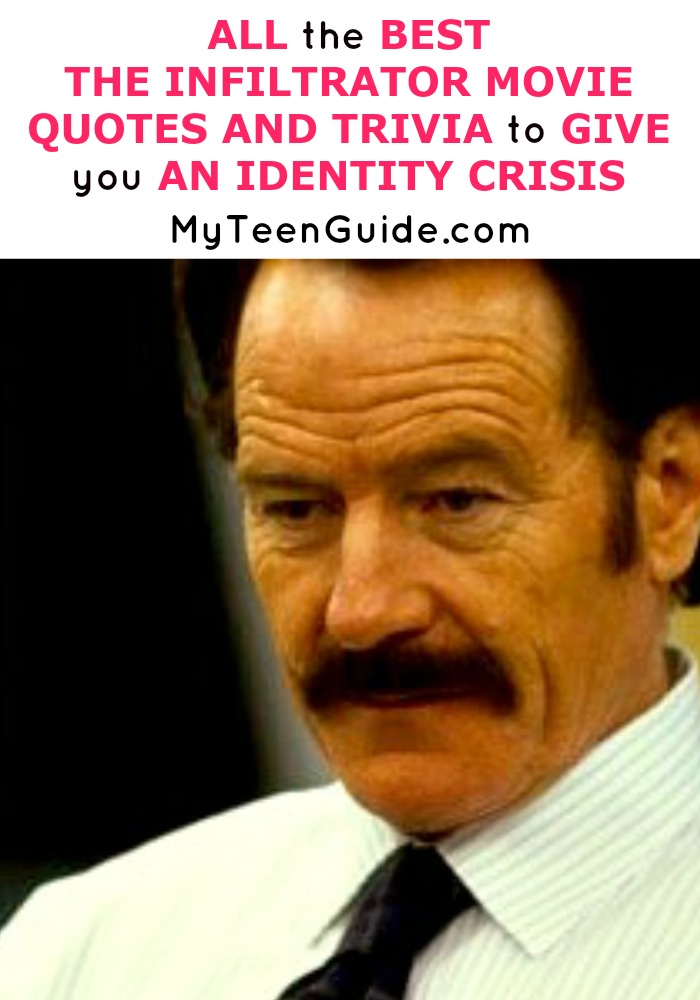 Breaking Bad fans look! The Infiltrator movie quotes and trivia you have to see!
