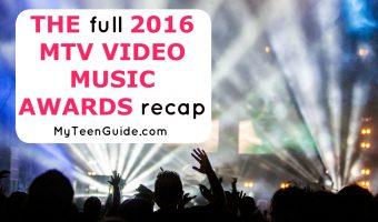 The 2016 MTV Video Music Awards Recap