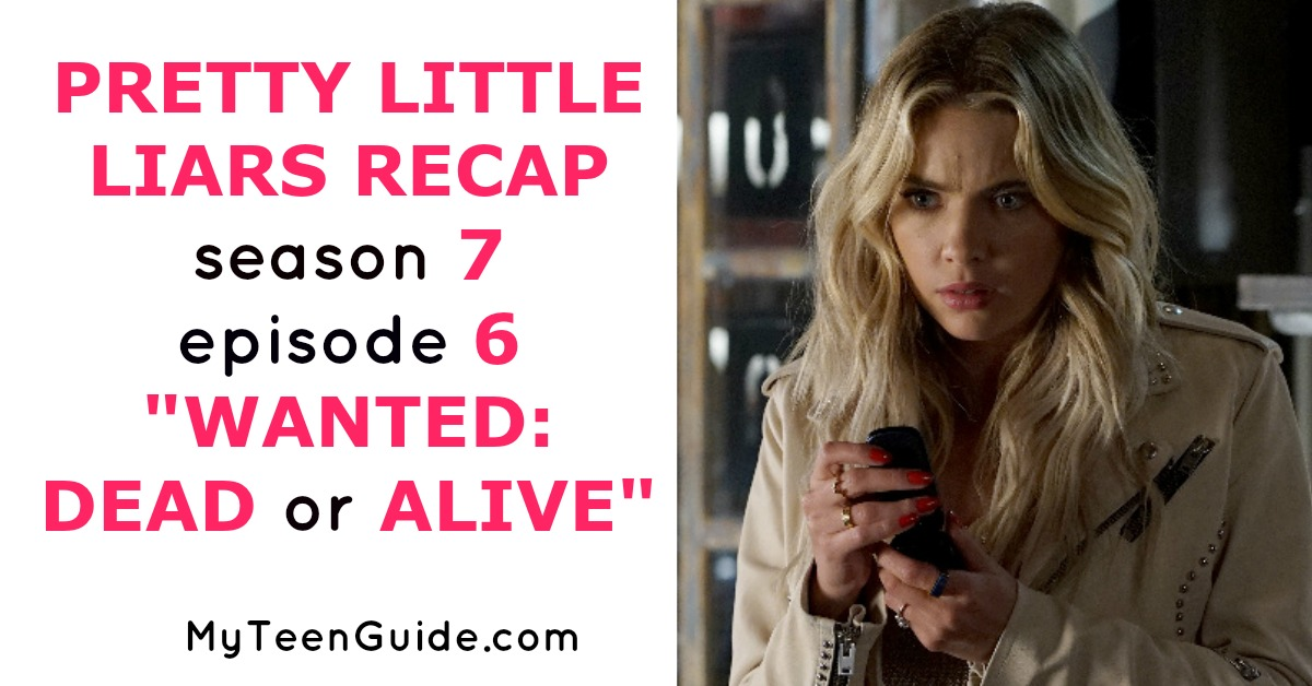pretty little liars recap season episode yvonne dies
