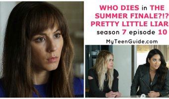 Who Dies In The Summer Finale?!?  Pretty Little Liars Season 7 Episode 10 Recap