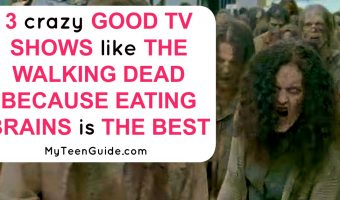 3 Crazy Good TV Shows Like The Walking Dead Because Eating Brains Is The Best