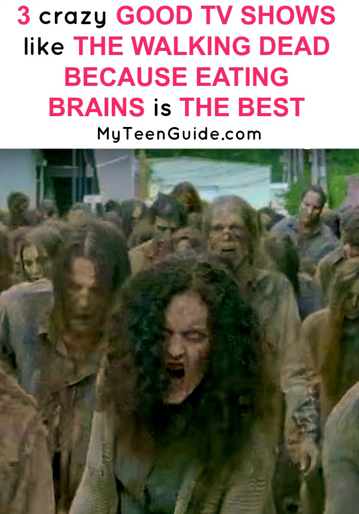 The suspense is killing me! Check out three crazy good TV shows like The Walking Dead.
