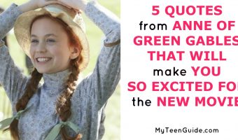 5 Quotes From Anne Of Green Gables That Will Make You So Excited For The New Movie