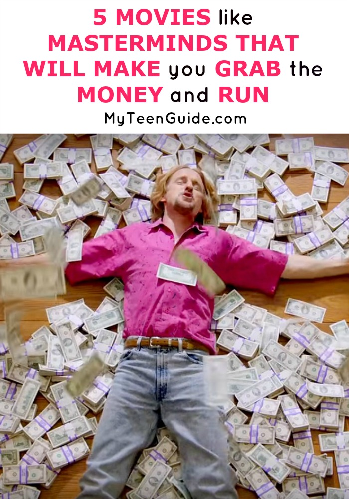 Money money money! Check out 5 movies like Masterminds that will make you grab the money and run!