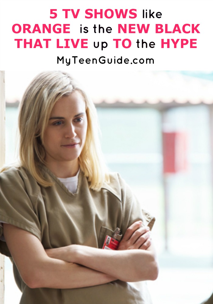 Prison life ain't easy! See popular television shows to watch like these tv shows just like Orange is the New Black!